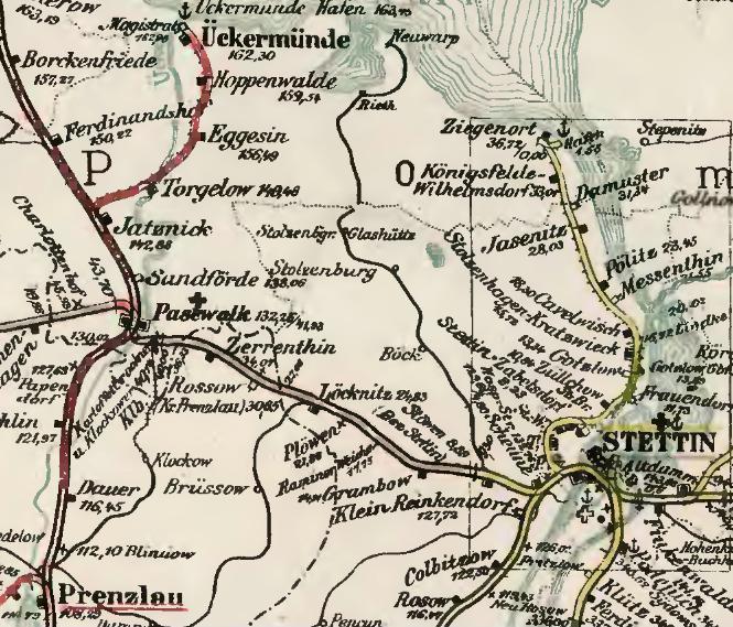 Historia Randower Kleinbahn