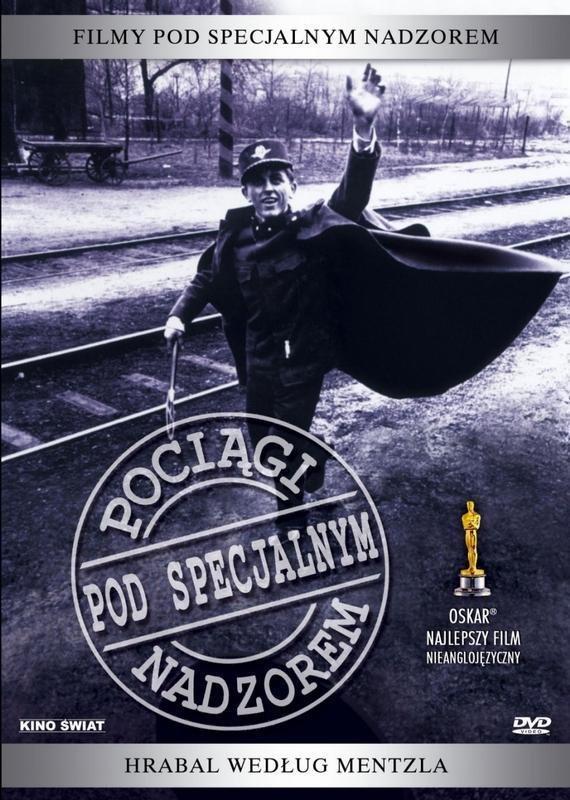 Pociągi pod specjalnym nadzorem, reż. Miloš Forman