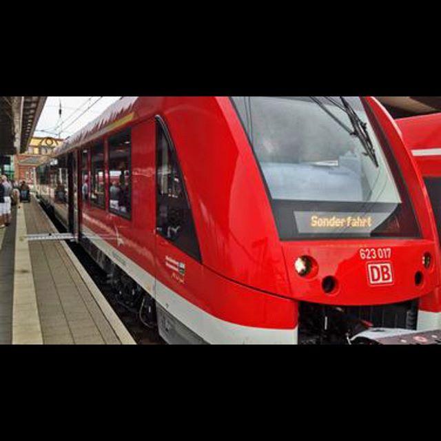 Pociąg tylko do Löcknitz
