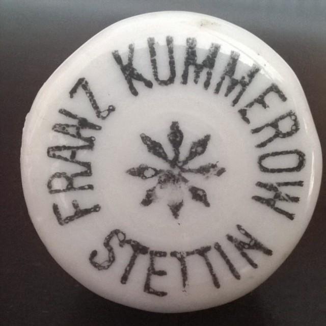 Franz Kummerow Stettin