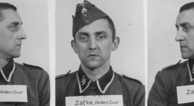 "Hubert Zafke ""sanitariusz"" z Auschwitz"