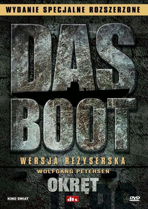 Okręt, reż. Wolfgang Petersen