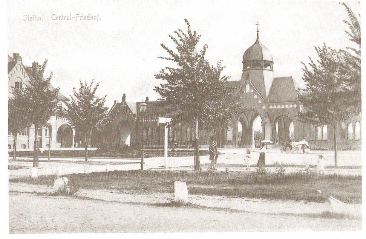 Cmentarz Centralny (Hauptfriedhof)