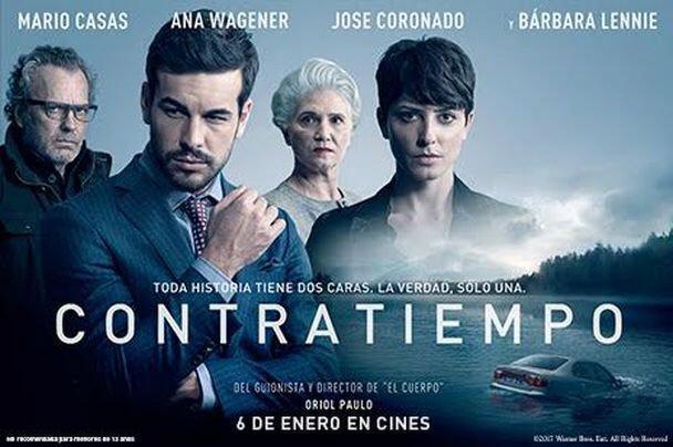 Contratiempo, reż. Oriol Paulo