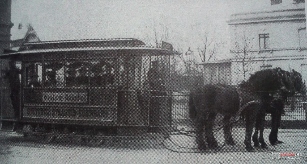 Przedwojenna komunikacja tramwajowa Szczecina