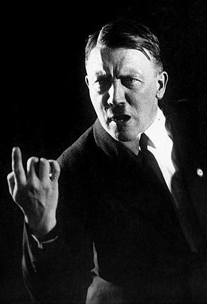 (Ver)führer Adolf Hitler