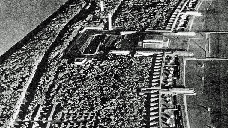 Prora – nazistowska wizja wypoczynku