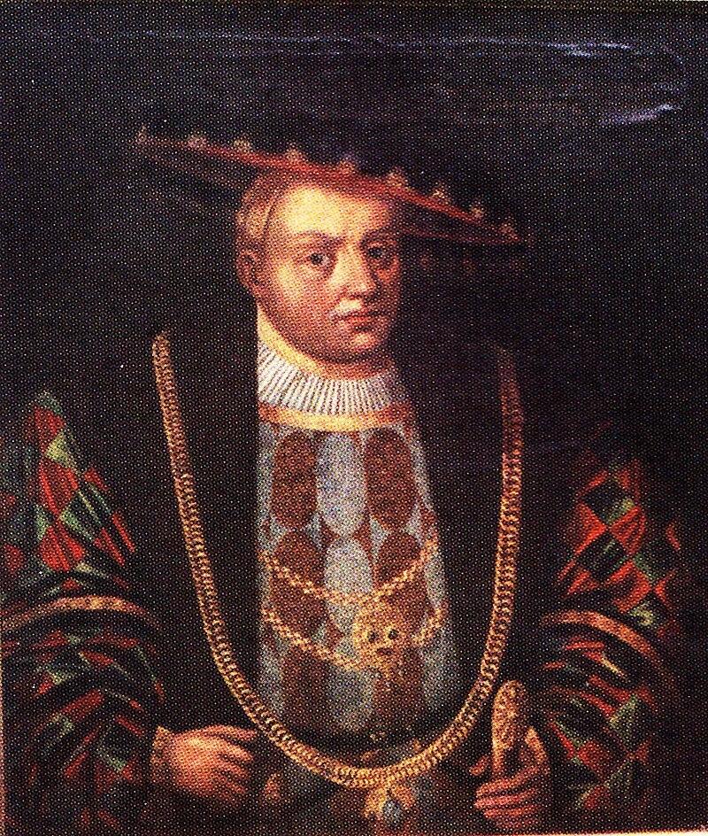 Uwięzienie Księcia Bogusława X