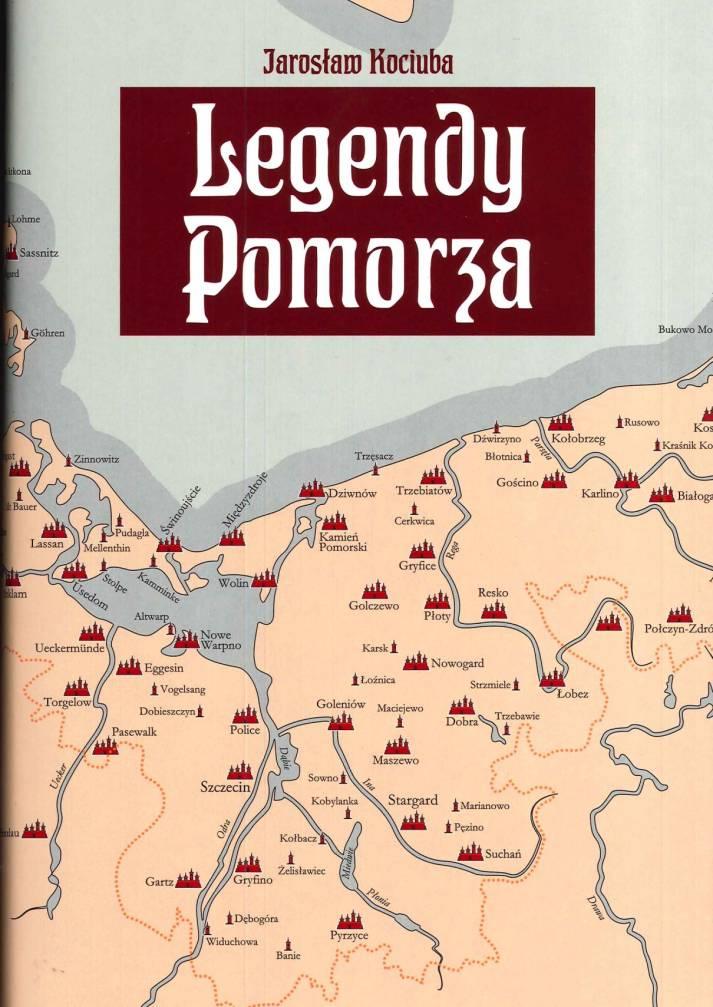 Legendy Pomorza, Jarosław Kociuba