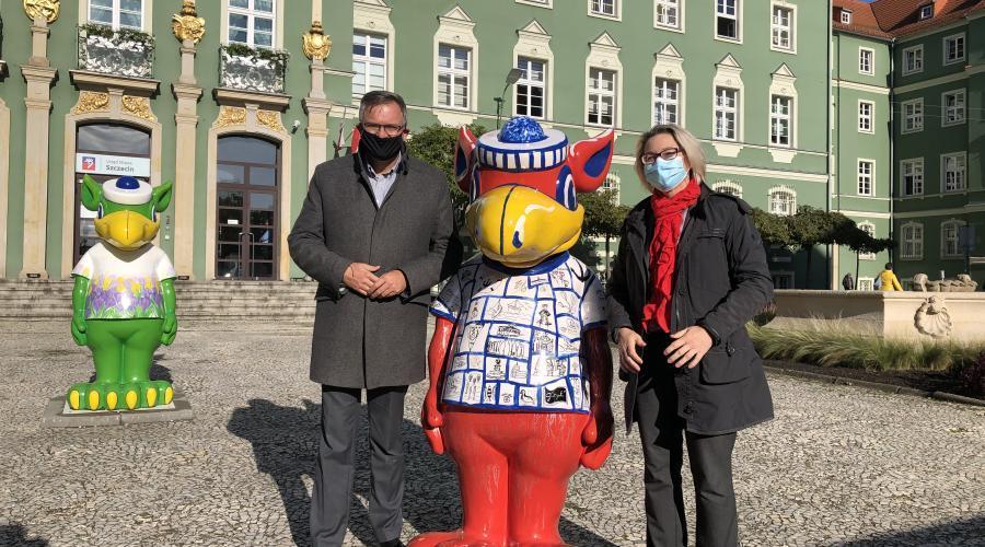 Ambasador Szczecina w Pasewalku