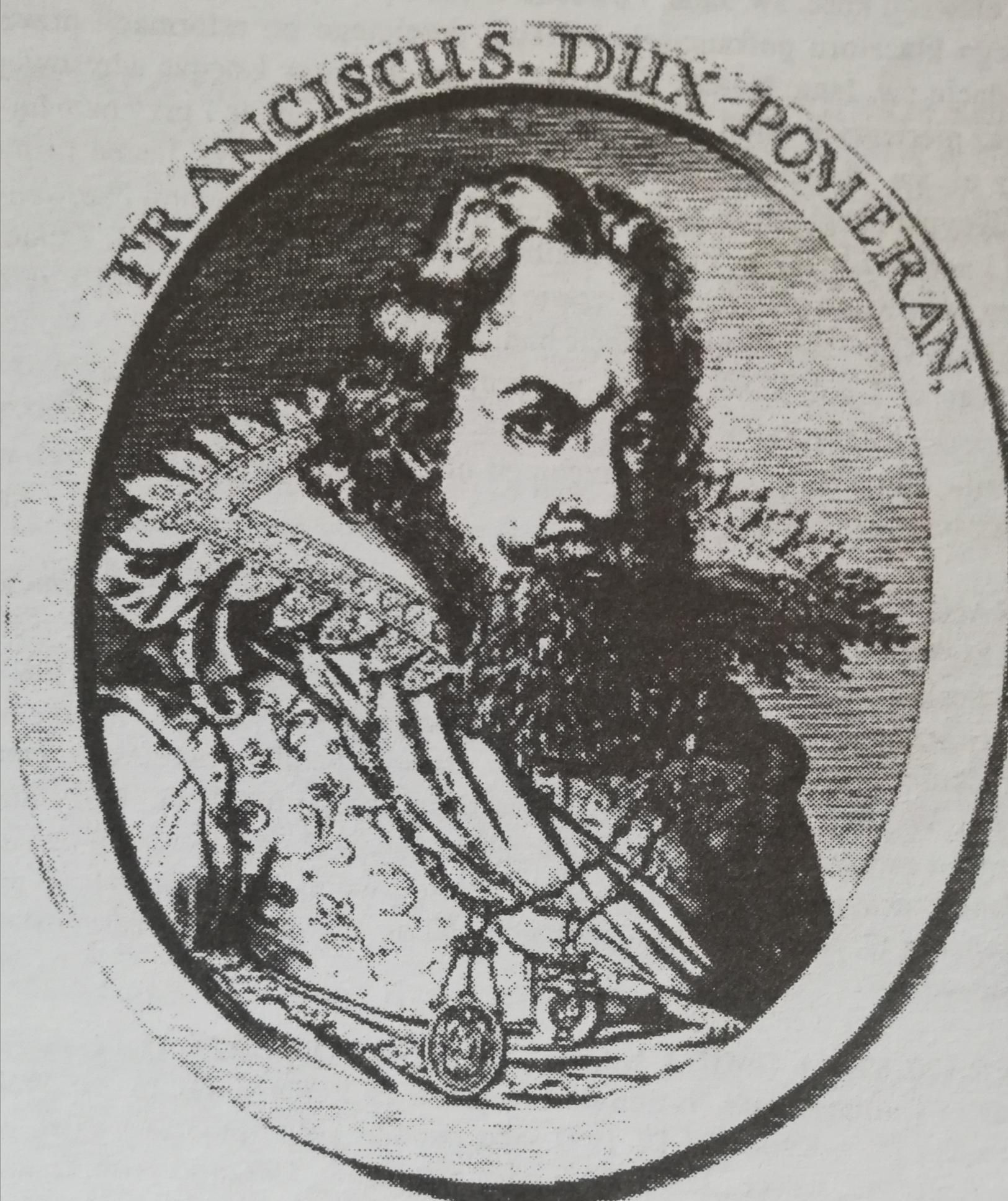 Franciszek książę pomorski