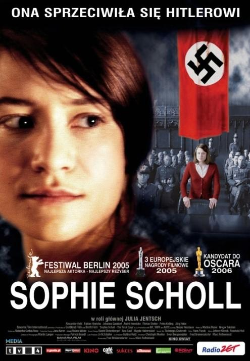 Sophie Scholl – ostatnie dni, reż. Marc Rothemund