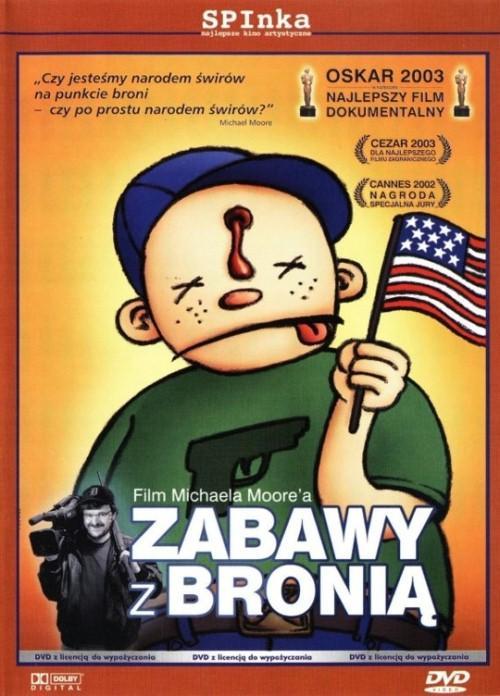 Zabawy z bronią, reż. Michael Moore